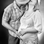 זוג מאוהב להריון