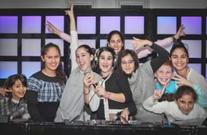 צילום מסיבות בנות לבת מצווה
