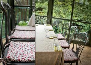 צילום עיצוב בית קפה ומסדות