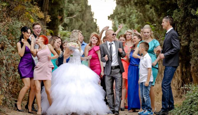 חתונה של דשה&דנילה