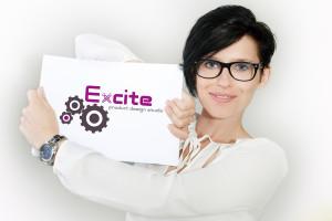 צילומי תדמית עבור מעצבת Excite