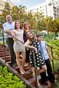 סטודיו נייד לאירועים משפחתיים