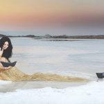 צילומי אופנה בים המלח