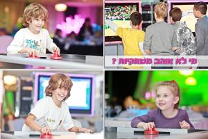 צילום ספונטני באירועים ומשחקי ילדים