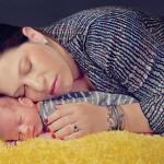 צילום רגעים תינוקות עם הורים