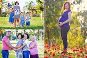 הריון בטבע בישראל