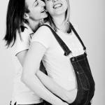 צילום זוגות נשים בהריון