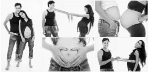 צילום הריון בסטודיו פוסט