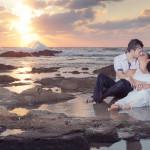 צילומים רומנטיים בצילומי ים