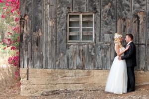 צילומי חתונה בחווה אלנבי בנס ציונה