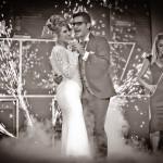 צילום רכבת ריקודים בחתונה